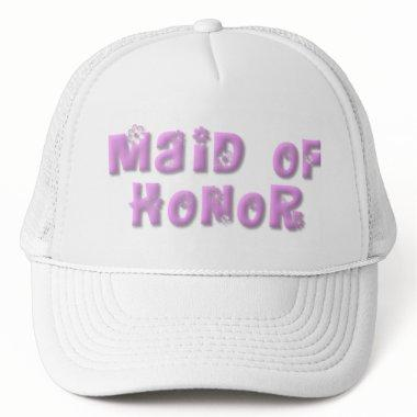 KRW Maid of Honor Baseball Cap
