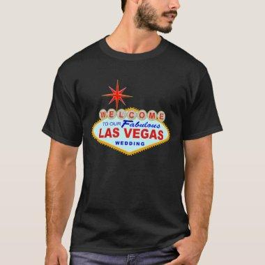 Las Vegas Wedding T-Shirt