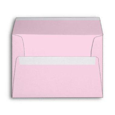 Light Pink A7 Envelope