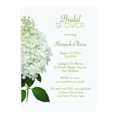 Limelight Hydrangea Bridal / Wedding Shower