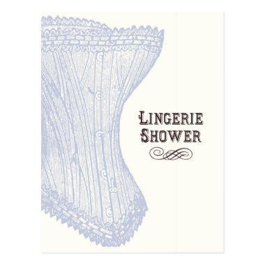Lingerie Shower Post