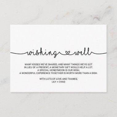 aaeef045412 Modern Short Wishing Well Poem Bridal Shower – Unique Bridal Shower
