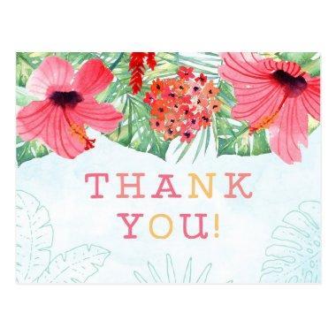 luau  thank you post