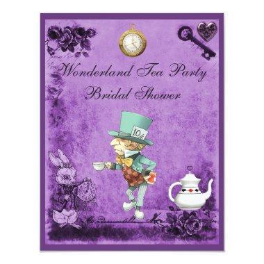Mad Hatter Wonderland Tea Party