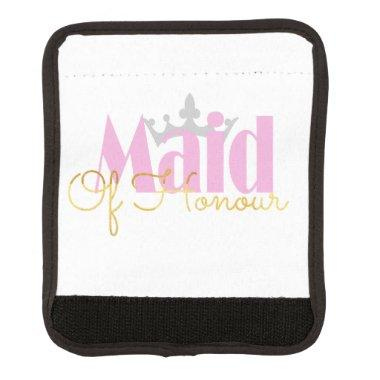 Maid-of-Honour.gif Luggage Handle Wrap