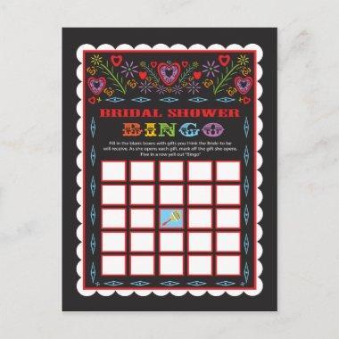 Mexican Fiesta  Bingo game