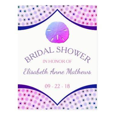 Miami Beach Bridal Shower Invitation PostInvitations