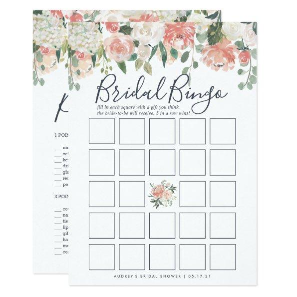 1037b80d53134  2.01 Midsummer Floral Double-Sided Bridal Shower Game Invitations