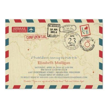 Milwaukee World Traveler Airmail |
