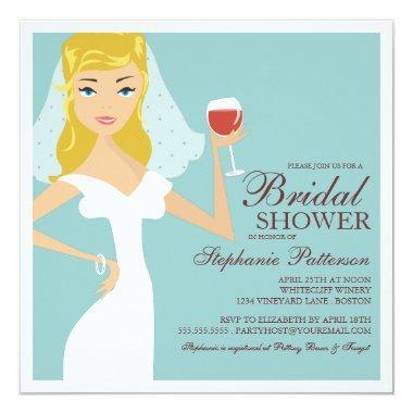 Modern Bride Wine Theme