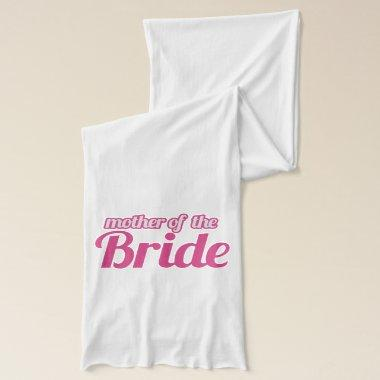 Mother of the Bride Scarf