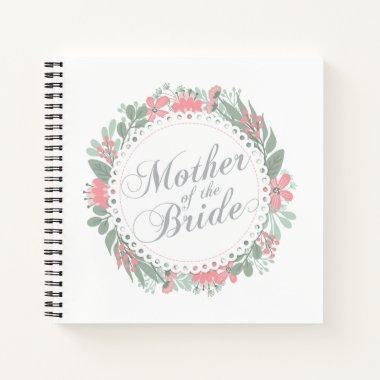 Mother of the Bride Wedding | Guestbook Notebook
