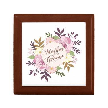 Mother of the Groom Wedding | Gift Box