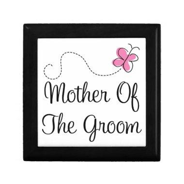 Mother of the Groom Wedding Keepsake Gift Box