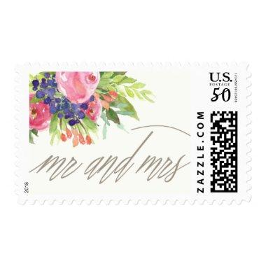 Mr and Mrs Blooms Postage