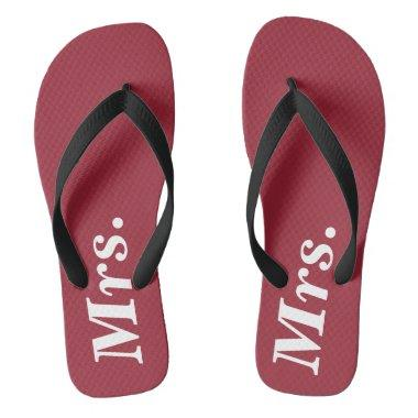 Mrs. Flip Flops