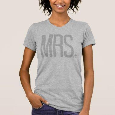 Mrs. T-Shirt
