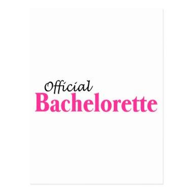 Official Bachelorette (Pink) Post