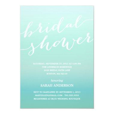 OMBRE SHOWER |