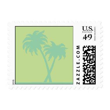 Palm Tree Postage