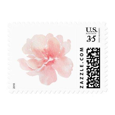 Peony in Rose Doré Postage