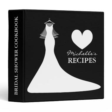 Personalized  cook book recipe binder