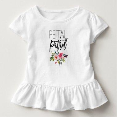 petal patrol t shirt