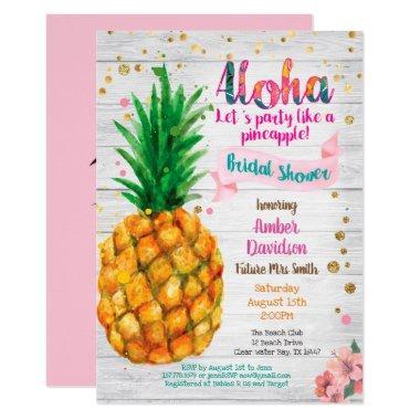 Pineapple  Summer tropical