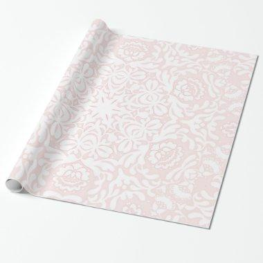bridal shower wrapping paper