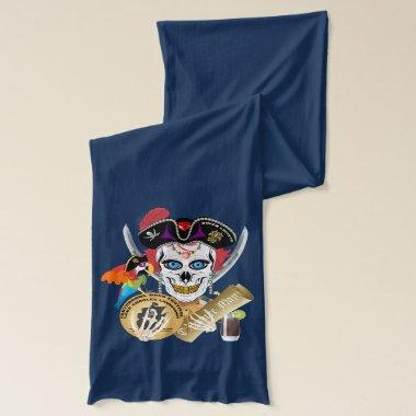 Pirate Queen Lafitte Important Read About Design Scarf
