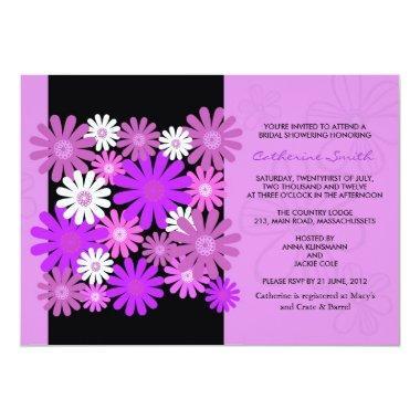 Purple Gerber Daisy