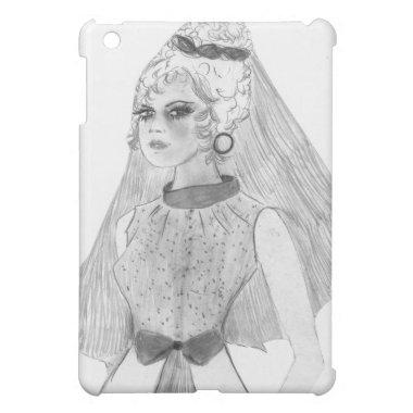 Retro Bride Case For The iPad Mini