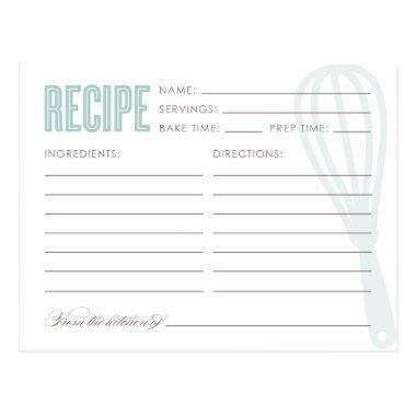 RETRO WHISK | RECIPE