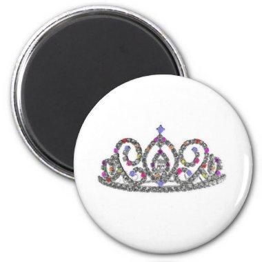 Royal Wedding/Princess Bride Magnet