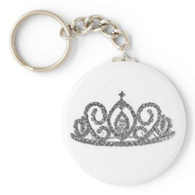 Royal Wedding/Tiaras Keychain
