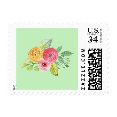 Rustic Chic Stamp
