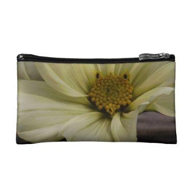 Rustic Flower Cosmetic Bag
