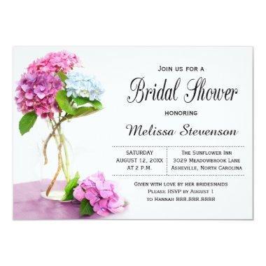Rustic Hydrangea Flowers  Wedding