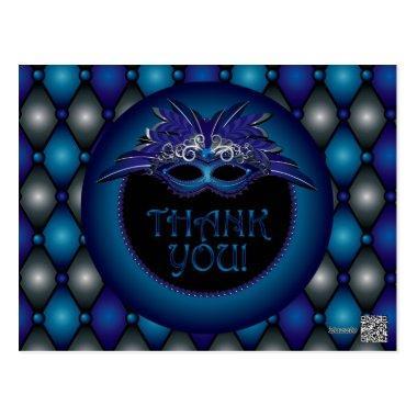 Sapphire Blue, Masquerade Thank You