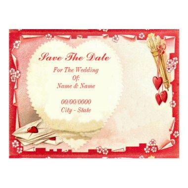 save the date,engagement party...edit text postInvitations