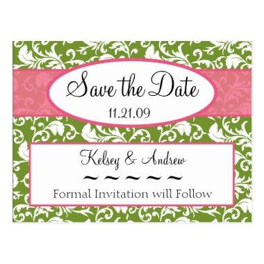 Save the Date Post