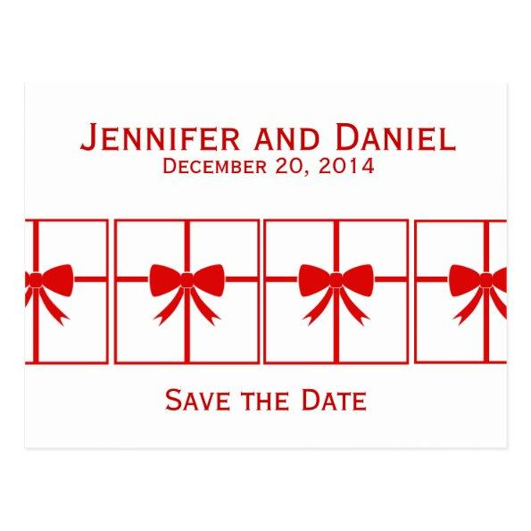 Save the Date Wedding Announcement Invitations Presents