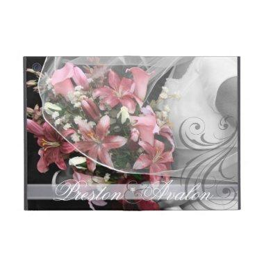 Scroll Add Wedding Photo Ipad Mini Case