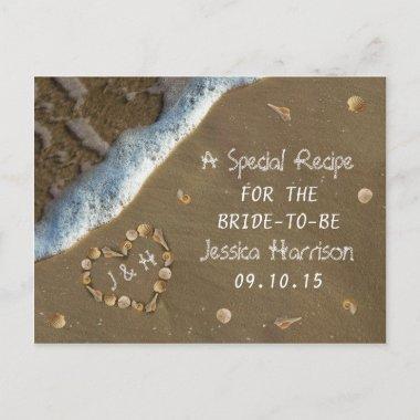 Seashell Heart Beach  Recipe
