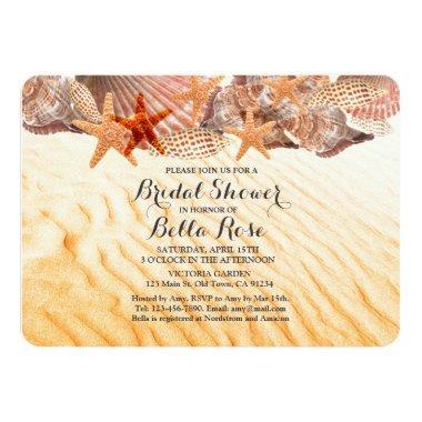 Seashells beach  invites seashell5