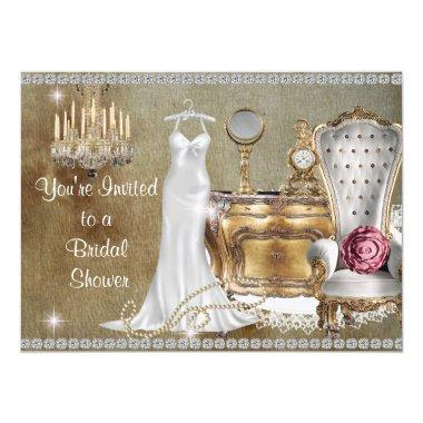 SHABBY CHIC VINTAGE  BLING