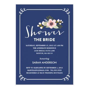 SHOWER THE BRIDE |