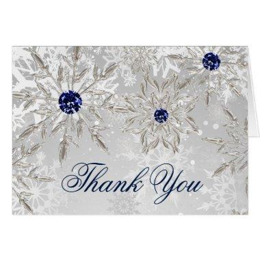 silver snowflakes winter  Thank You