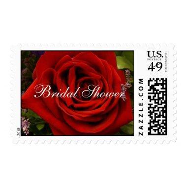 Single Red Rose -  Postage