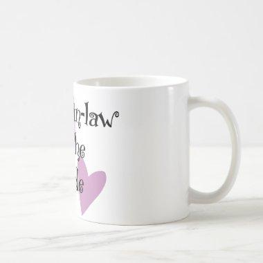 Sister In-Law of the Bride Coffee Mug